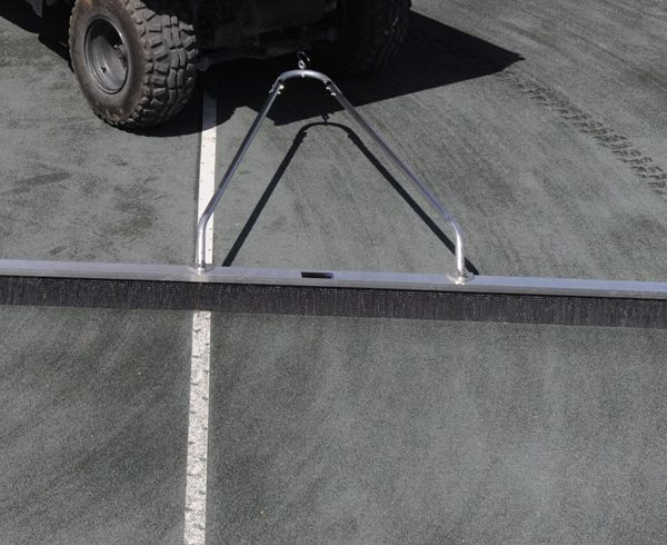 7 Ft Drag Brush Tow Model Schubert Tennis