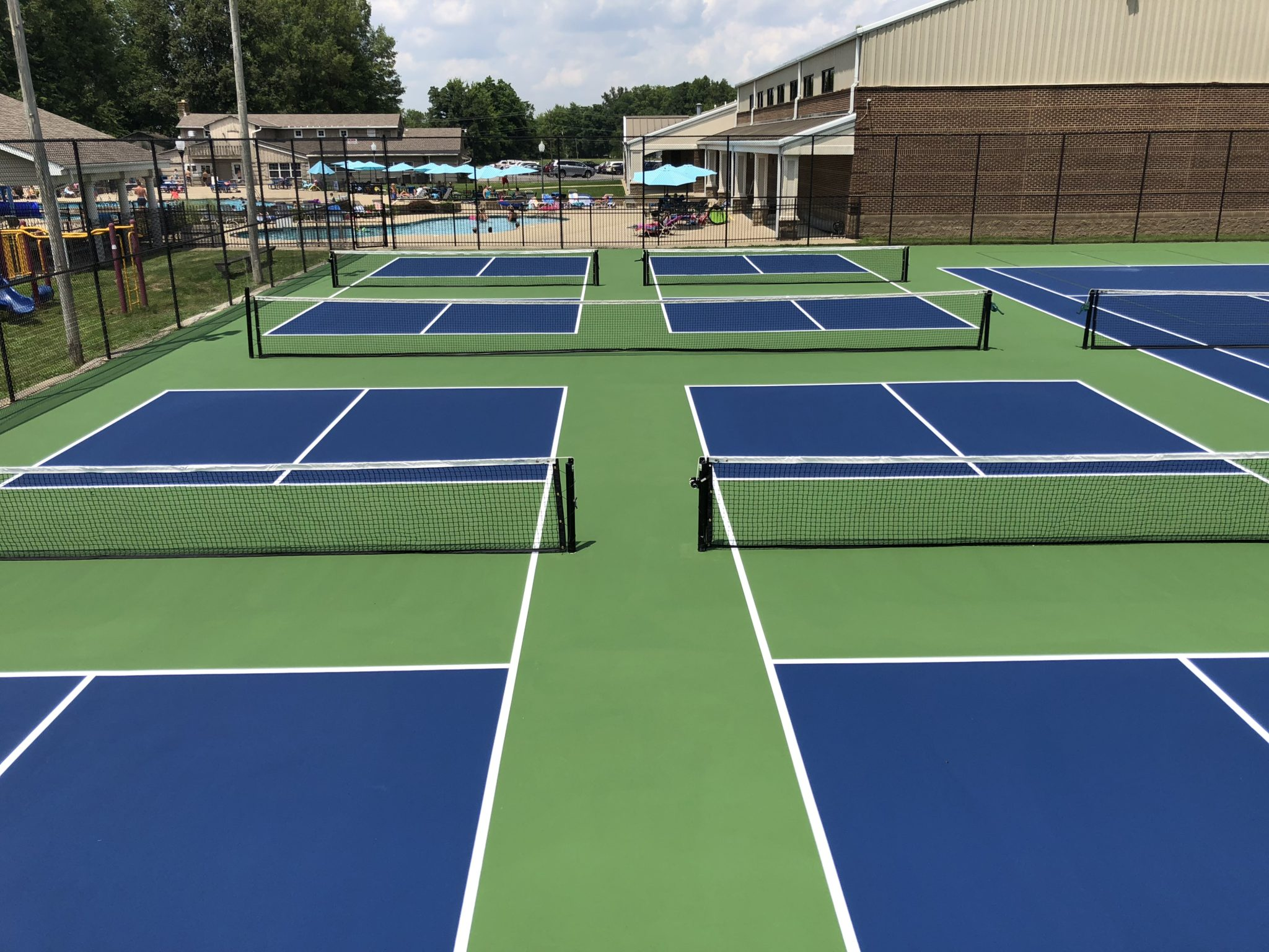 Pickleball Court Development | Schubert Tennis