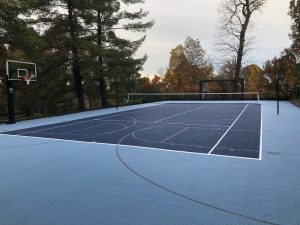 Sport Court After - Multi Purpose Court - Basketball, Tennis, Futsal and Pickleball