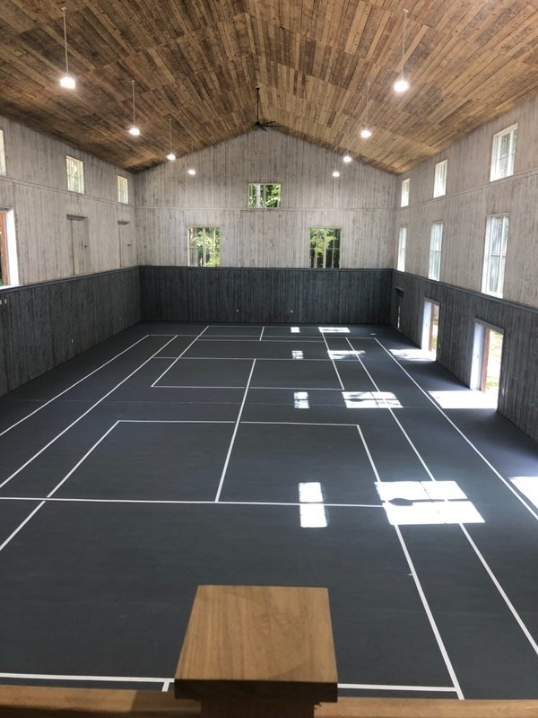 indoor-after-Barn with new courts